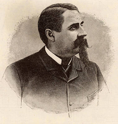 Charles Francis Brush Print by Universal History Archive/uig