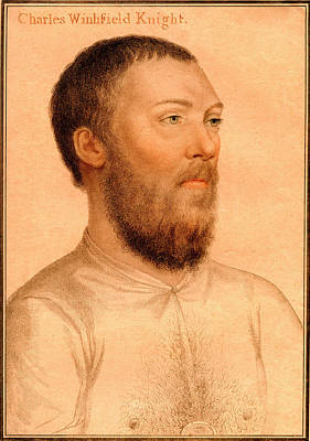 15th Century Photograph - Charles Wingfield by Collection Abecasis