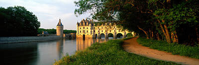Cher Photograph - Chateau De Chenonceaux, Loire Valley by Panoramic Images