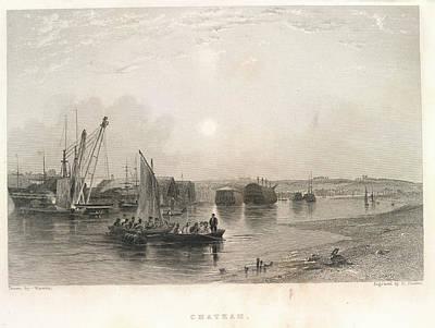 Chatham Photograph - Chatham by British Library