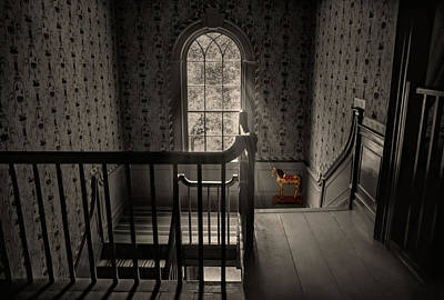 Old House Photograph - Cherished Memory by Robin-lee Vieira