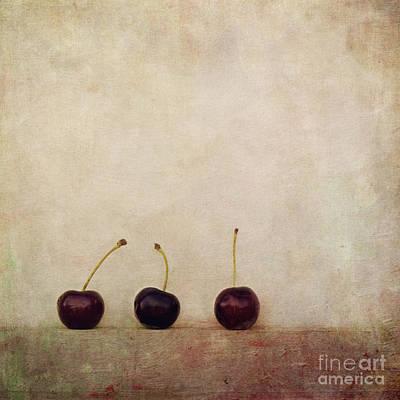 Will Photograph - Cherries by Priska Wettstein