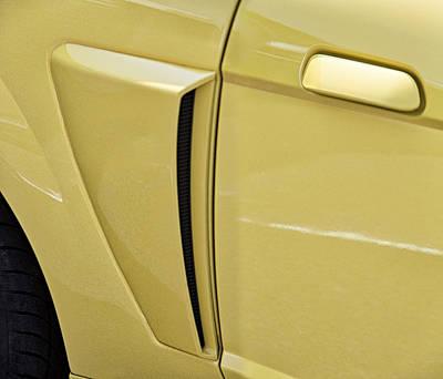 Chevy Camaro Classic Print by Susan Candelario