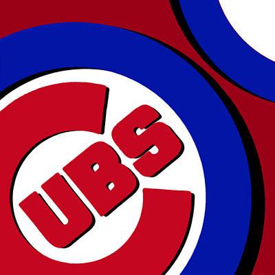 Chicago Cubs Original by Tony Rubino