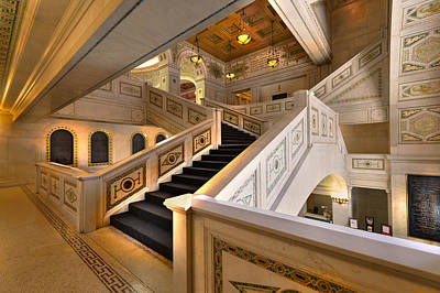 Chicago Cultural Center Original by Steve Gadomski