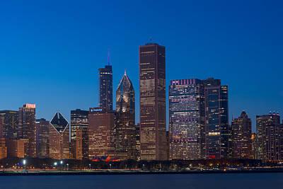 Chicago Parkside Original by Steve Gadomski