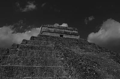 Chichen Itza Mayan Ruins  Print by Shaun Maclellan