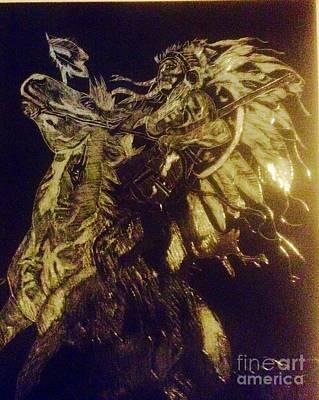Chief Original by Franky A Hicks