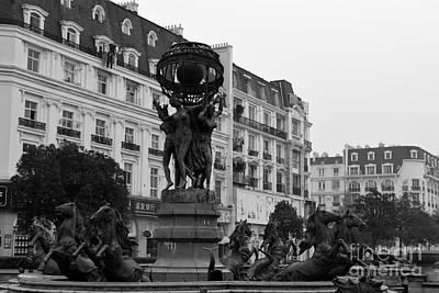 Photograph - China's Paris 2  by Shawna Gibson