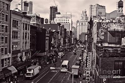 Chinatown Original by Brian Lambert