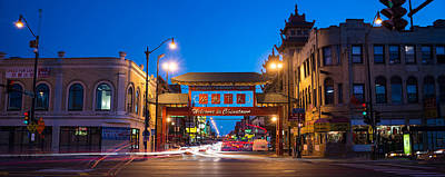 Chinatown Chicago Original by Steve Gadomski