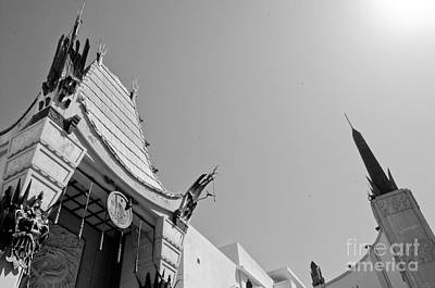 Movies Photograph - Chinese Theater by Dan Holm
