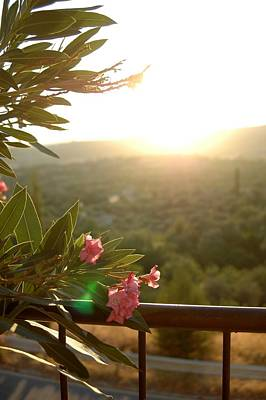 Cyprus Photograph - Choirokoitia Mountains by Nina Kurtz