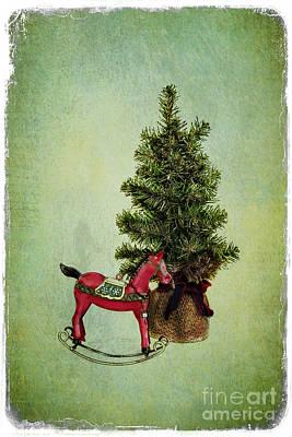 Hallmark Photograph - Christmas Cheer by Elena Nosyreva