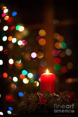 Christmas Comfort And Joy Print by Wayne Moran