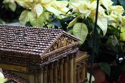 Dc Photograph - Christmas Display - Us Botanic Garden - 01134 by DC Photographer