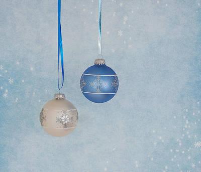 Kim Photograph - Christmas Elegance by Kim Hojnacki