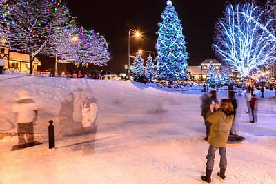 Winter Photograph - Christmas Memories by Dan Mihai