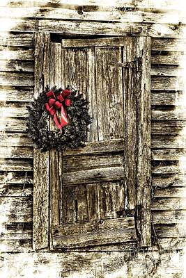 Christmas Past Print by Benanne Stiens