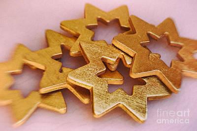 Christmas Cards Photograph - Christmas Stars II by Sabine Jacobs