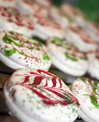 Christmas Sweets Print by Christine Wiegand