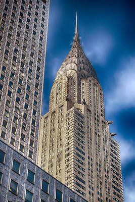 Chrysler Building Print by Joann Vitali