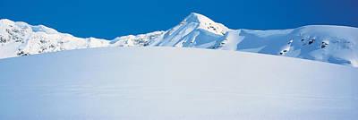Chugach Mountains Girdwood, Alaska, Usa Print by Panoramic Images