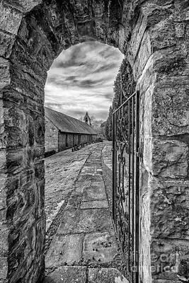 Church Way V2 Print by Adrian Evans
