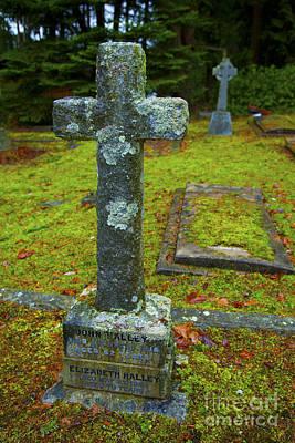 Churchyard Cross Original by Graham Foulkes