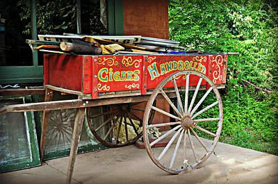 Cigar Wagon Print by Marty Koch
