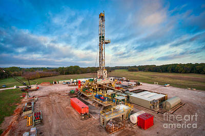 Oil Photograph - Cim002gw-11 by Cooper Ross