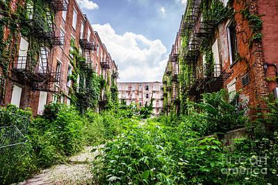 Ohio House Photograph - Cincinnati Glencoe-auburn Place Picture by Paul Velgos
