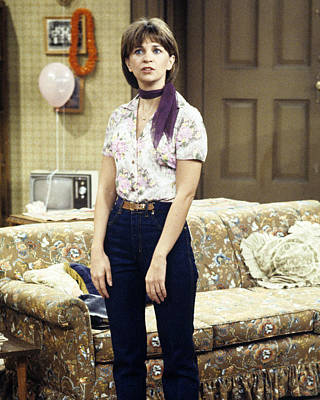 Shirley Photograph - Cindy Williams In Laverne & Shirley  by Silver Screen