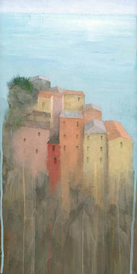 Cinque Terre Print by Steve Mitchell