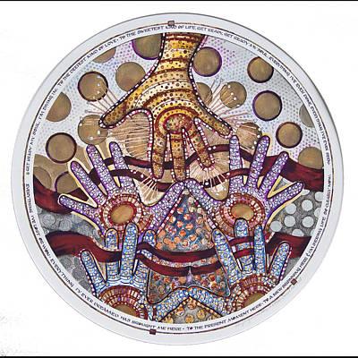 Circle Of One - Nahmod Lyric Original by Jacqueline Sacs