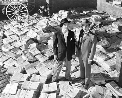 Citizen Kane  Print by Silver Screen