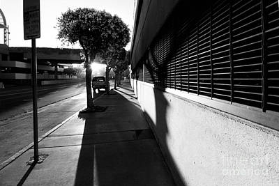 Photograph - City And Shadow by Sviatlana Kandybovich