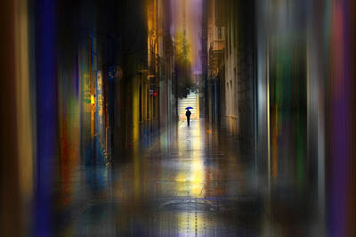 Artistic Photograph - Cityscape by Sol Marrades