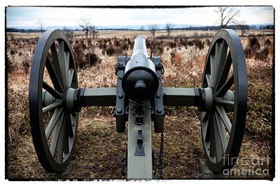 Gettysburg Photograph - Civil War by John Rizzuto
