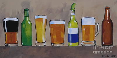 Classic Beers Original by Elisabeth Olver