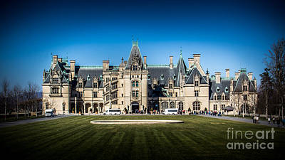Classic Biltmore Print by Perry Webster