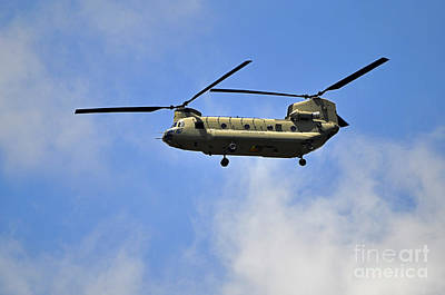 Photograph - Classic Chinook by Al Powell Photography USA