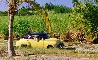Classic Cuba Print by Halifax Photographer John Malone