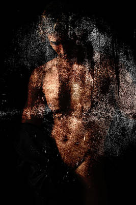 Artistic Nude Digital Art - Classic  by Mark Ashkenazi