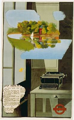 Classic Posters Print by Vintage