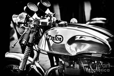 60s Photograph - Classic Triton by Tim Gainey