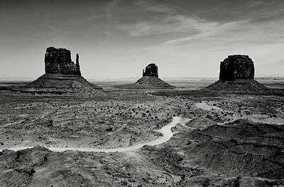 Wild Photograph - Classic West by Benjamin Yeager