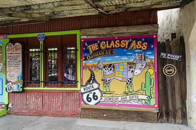 Classy Ass Print by Gej Jones