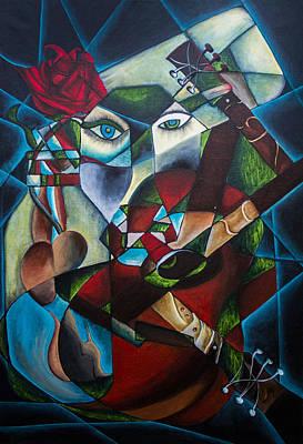 Claustrophobia Original by Aleksandar Tesanovic