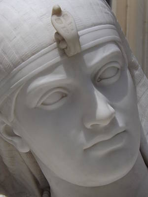 Wetmore Photograph - Cleopatra's Face  by Gerald Strine